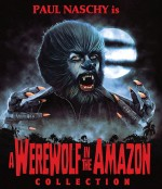 Jaquette Werewolf in the Amazon Collection