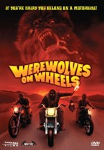 Jaquette Werewolves on Wheels