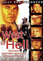 Jaquette West Of Hell / Ben & Charlie