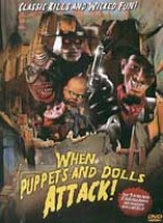 Jaquette When Puppets and Dolls Attack