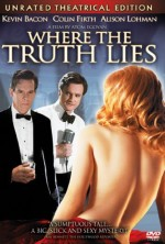 Jaquette Where the Truth Lies Unrated