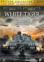Jaquette White Tiger