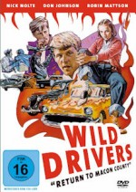 Jaquette Wild Drivers