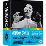 Jaquette William Castle at Columbia Volume One
