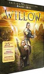 Jaquette Willow (Combo Blu-ray + DVD - Édition Collector boîtier SteelBook) EPUISE/OUT OF PRINT
