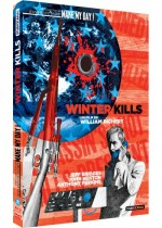 Jaquette Winter Kills (Combo Blu-ray + DVD)