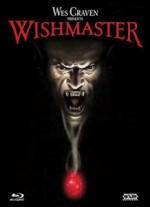 Jaquette Wishmaster  (Blu-Ray+DVD) - Cover A - Limited 999 Edition