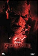 Jaquette Wishmaster  (Blu-Ray+DVD) - Cover B - Limited 999 Edition