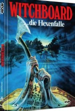 Jaquette Witchboard - Die Hexenfalle  - Cover A (DVD + BLURAY)