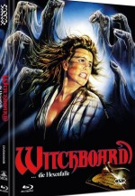 Jaquette Witchboard - Die Hexenfalle  - Cover B (DVD + BLURAY)