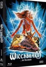 Jaquette Witchboard - Die Hexenfalle  - Cover E (DVD + BLURAY)