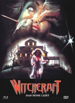 Jaquette Witchcraft - Das Böse lebt - Blu-ray + DVD Cover A