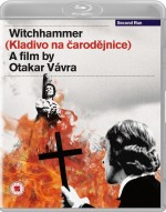 Jaquette Witchhammer (Bluray)