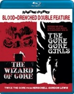 Jaquette Wizard of Gore / Gore Gore Girls