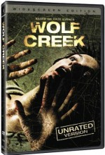 Jaquette Wolf Creek Unrated Widescreen Edition