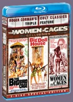 Jaquette Women In Cages Collection  (Roger Corman Cult Classics)
