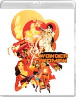 Jaquette Wonder Women (DVD / Blu-Ray Combo)
