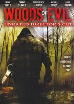 Jaquette Woods Of Evil: Unrated Director's Cut