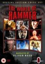 Jaquette WORLD OF HAMMER