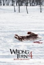 Jaquette Wrong Turn 4: Bloody Beginnings