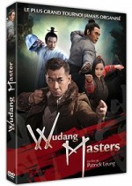 Jaquette Wudang Masters