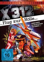 Jaquette X-312 - Flight to Hell