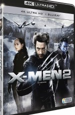 Jaquette X-men 2 - 4K Ultra HD + Blu-ray