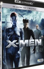 Jaquette X-men - 4K Ultra HD + Blu-ray
