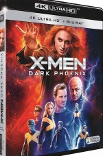 Jaquette X-Men: Dark Phoenix - 4K Ultra HD + Blu-ray