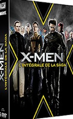 Jaquette X-Men : L'intgrale de la saga