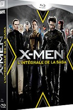 Jaquette X-Men : L'intgrale de la saga (dition Collector)