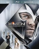 Jaquette X-Men : Le commencement (Blu-ray + DVD + Copie digitale)