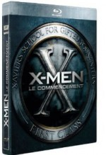 Jaquette X-Men : Le commencement (�dition Collector - �dition limit�e)