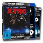 Jaquette X-Tro (2 Blu-Ray+2 DVD+CD)