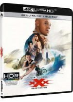 Jaquette xXx : Reactivated (4K Ultra HD + Blu-ray)