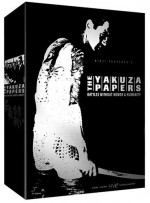 Jaquette YAKUZA PAPERS BOX SET EPUISE/OUT OF PRINT