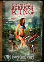 Jaquette You Can't Kill Stephen King