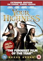 Jaquette Your Highness - Extended Edition