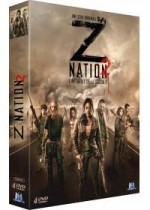 Jaquette Z Nation - Saison 2