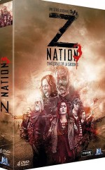 Jaquette Z Nation - Saison 3