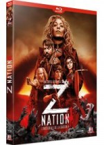 Jaquette Z Nation - Saison 4