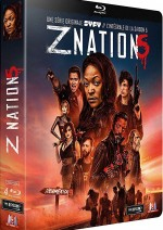 Jaquette Z Nation - Saison 5