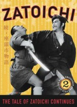 Jaquette Zatoichi 2: TV Series