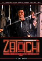 Jaquette Zatoichi 3: TV Series