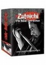 Jaquette ZATOICHI THE BLIND SWORDSMAN