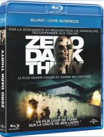 Jaquette Zero Dark Thirty (Blu-ray + Copie digitale)