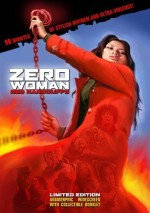 Jaquette ZERO WOMAN RED HANDCUFFS