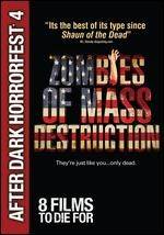 Jaquette ZMD: Zombies of Mass Destruction