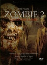Jaquette ZOMBIE 2 EPUISE/OUT OF PRINT