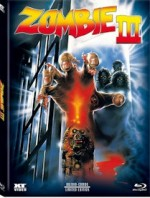 Jaquette Zombie 3  (Blu-ray + DVD) - Cover B